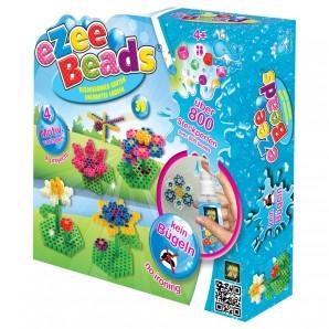 eZee Beads Zauber Garten Steckperlen ohne Bügeln