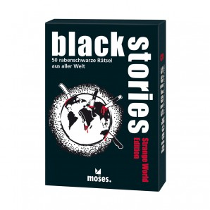 Black Stories Strange World