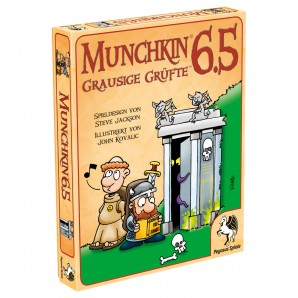 Munchkin 6.5 Grausige Grüfte
