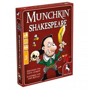 Munchkin Shakespeare d