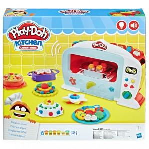 Play-Doh Magischer Ofen mit Licht und Geräuschen