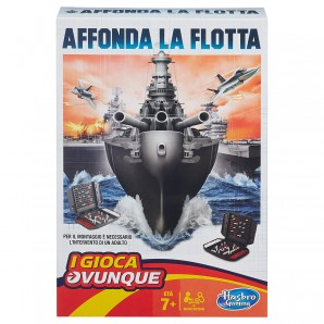 Battleship Travel, i italienische Version