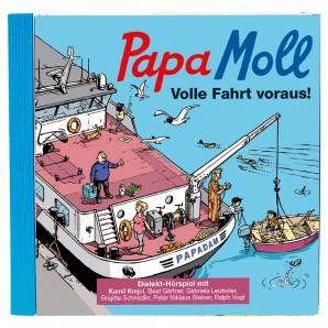 CD Papa Moll volle Fahrt voraus,