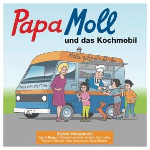 CD Papa Moll, das Kochmobil