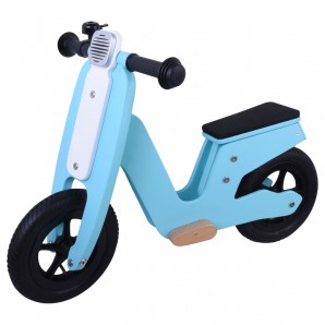 Laufrad Woody Bike Scooter Holz,