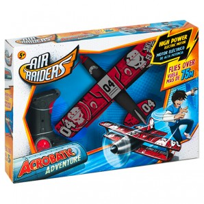 Air Raiders Acrobatic Adventure,