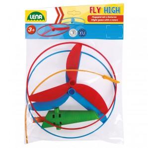 Flugkreisel mit 2 Rotoren ø 20 cm