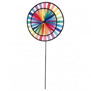 Windrad Duett Rainbow ø 44 cm,