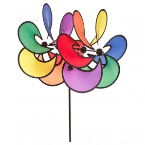 Windrad Flower Duett ø 35 cm,