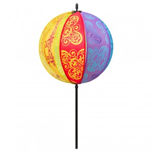 Windspiel Spinning Ball