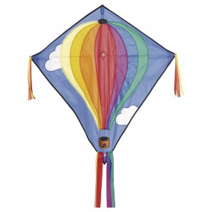 Drachen Eddy Hot Air Balloon 68x68 cm,