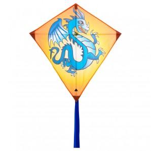 Drachen Eddy Dragon 68x68 cm,