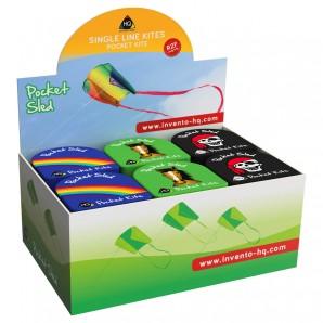 Drachen Display Pocket Sled 12x Rainbow,