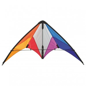 Drachen Calypso II Rainbow 105x59 cm,