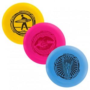 Frisbee Pro Classic Flexible assortiert,