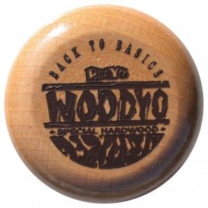 Yoyo Holz lackiert Ahorn-Hartholz,