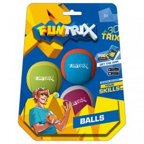 Fun Trix Jonglierbälle 3-er Set