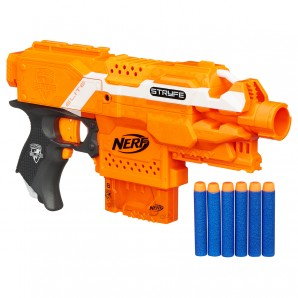Nerf N-Strike XD Stryfe inkl. 6 Darts,