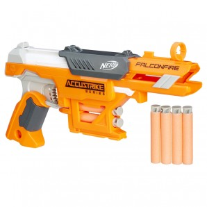 Nerf Accustrike Falconfire inkl. 6 Accustrike-Darts