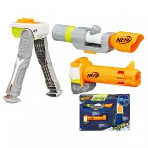 Nerf N-Strike XD Range Kit Elite Modulus,