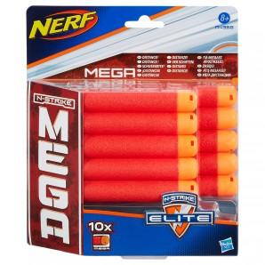 Nerf N-Strike Mega Darts 10 Stück im Nachfüllpack