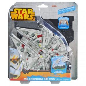 Super Flyer Millenium Falcon Star Wars,