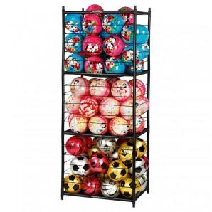 Etagen-Ballständer mit 3 Ebenen