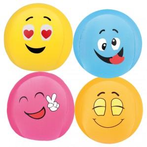 Cushee Ball Funny Face 20 cm