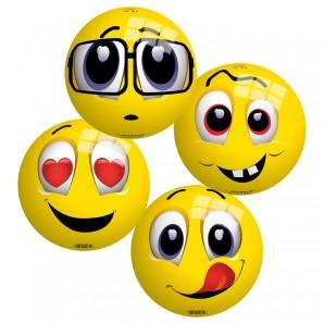Ball Funny Faces, ø 13 cm