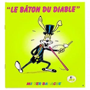 Introduction Devil Stick, f Französische  Version