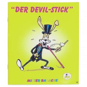 Einführung Devil Stick, d