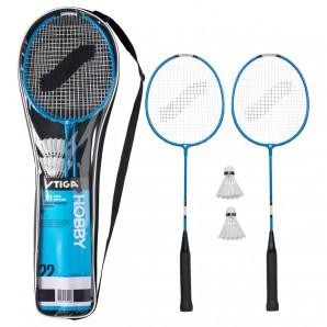 Badminton Set Hobby HS 2 Schläger,