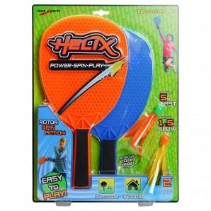 Helix Fun Game Pack 2 Schläger und 2 Shuttles