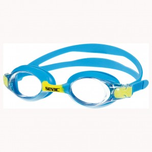 Schwimmbrille Bubble blau Kids,