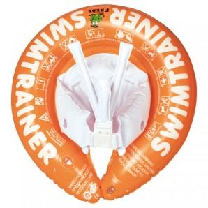 Schwimmtrainer, orange 2-6 Jahre,