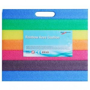 Sitzkissen Rainbow 35x30 cm,