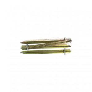 Zeltpflock Eisen 30 cm,