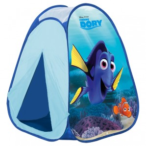 Pop-up Spielzelt Dory 75x75x90 cm,
