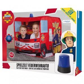 Spielzelt Feuerwehr Sam