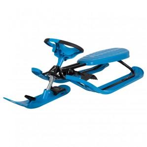 Snowracer Color Pro, blau 130x55x37cm,
