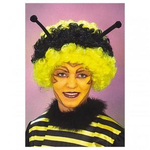 Perücke Flotte Biene, gelb