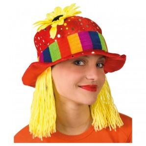 Hut Clown Clara
