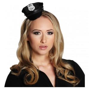 Haarreif Police Cap