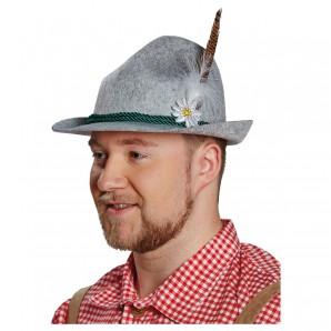 Bayern Hut mit Federn
