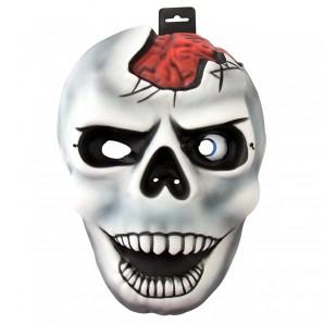 Maske XXL Skelett