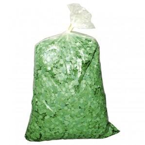 Konfetti 1 kg, grün