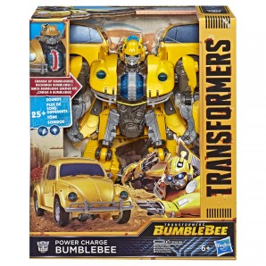 Transformers Power Core Bumblebee