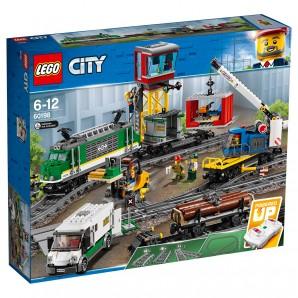 Güterzug Lego City Eisenbahn