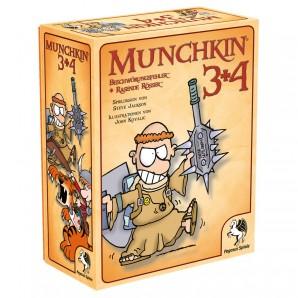 Munchkin 3 und 4