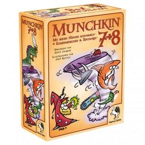 Munchkin 7 und 8